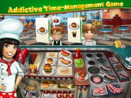 Top 5 Cooking Games Applications