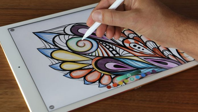 Top 10 Adult Coloring Apps for Adults