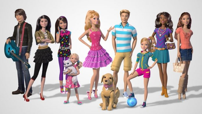 Top 10 Barbie Girl Apps for Android