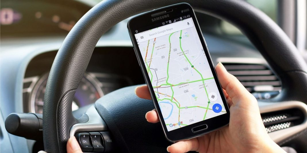 Top 10 of the Best GPS Apps on Android
