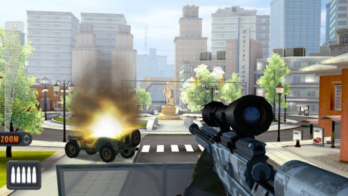 3D Sniper Download