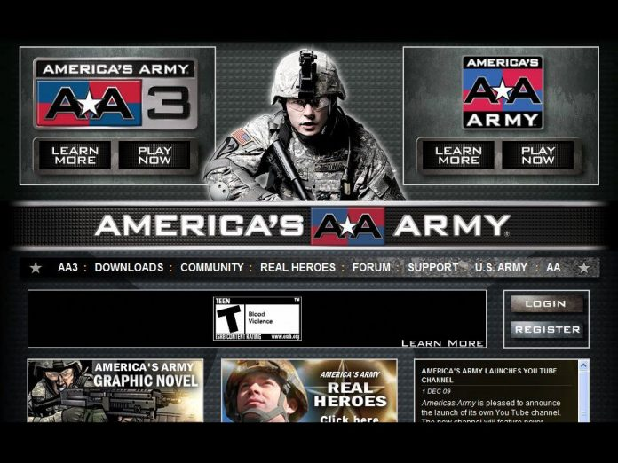 America's Army Assist Download
