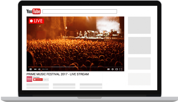 How to Stream Live on YouTube?